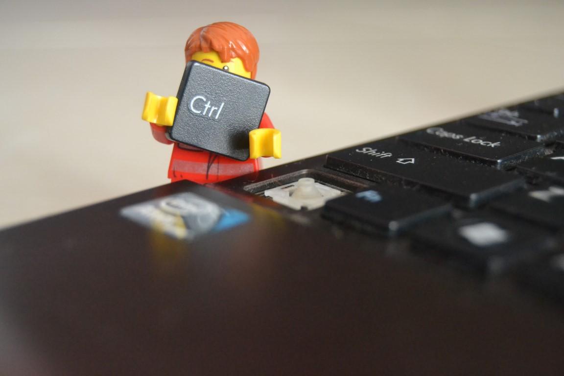 Sistema de trabajo con el ordenador