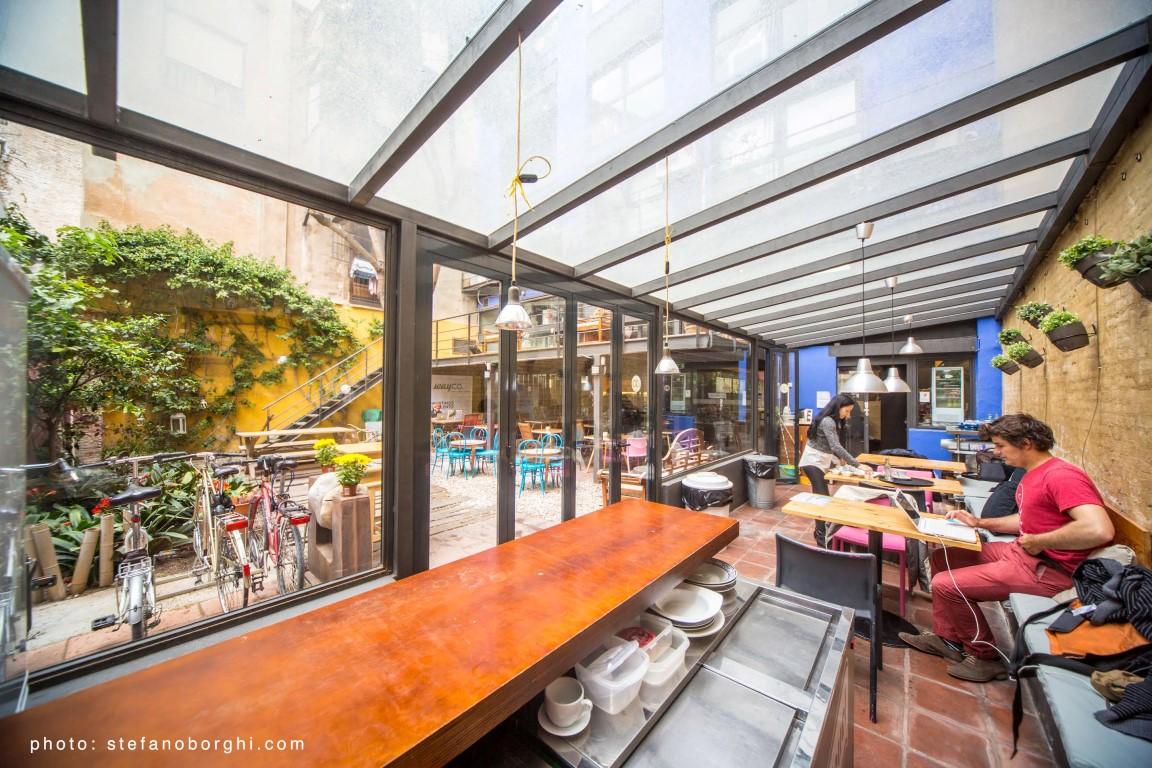 Cafeteria y terraza Wayco Valencia