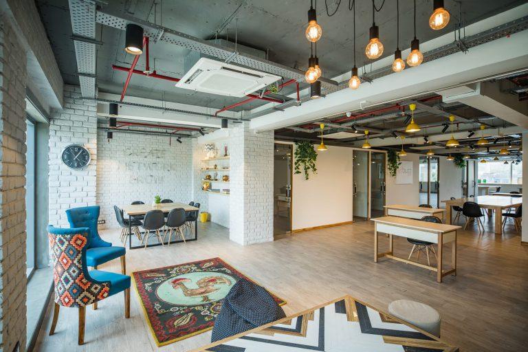 Tendencias de diseño en las oficinas